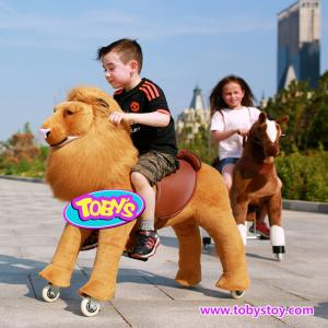 China Tobys Pony Cycle Pony Toy-tiger toy on sale