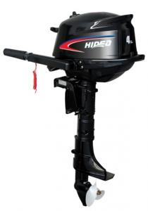 China Small Short Shaft 1 Cylinder 4 HP Outboard Motor Marine Jet Engine on sale