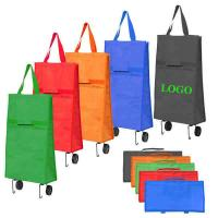 China Trolley Shopping Bag with Wheels on sale