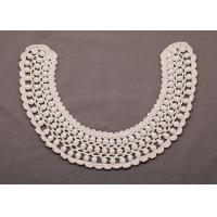 China pearls knited neckpiece clothing accessories manufacturer (NL-496) on sale