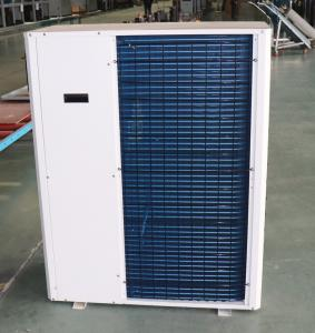 China R410 Small Chemical Industry Air Cooled Water Chiller With Screw Compressor on sale