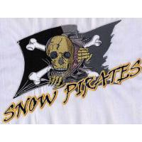 China Embroidery digitise snow pirates back of jacket WAW9C01 on sale