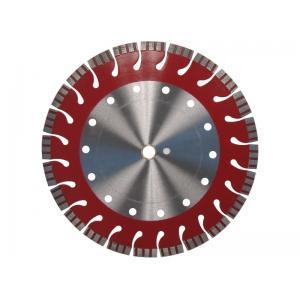 Multipurpose Diamond Tile Cutting Blade Medium Hardness High Processing Precision