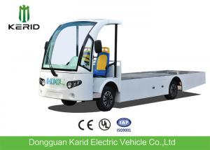 China 6 Meters Electric Pickup Truck With Long Loading Platform , 2 Ton Loading Capacity on sale