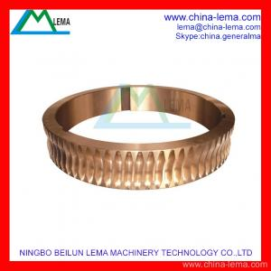 China Precision Copper CNC Machining Part on sale