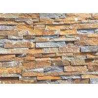 Rough Finish Rustic Quartzite Culture Stone,Outdoor Natural Z Stone Cladding,Quartzite Stone Panel