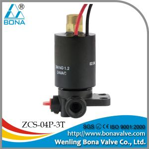 China ZCS-04P-3T irrigation solenoid valve controller on sale