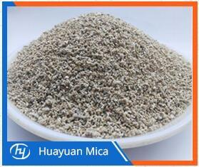 China Golden Exfoliated Vermiculite on sale