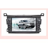 China 8 Inch Toyota Car DVD Player GPS Navigation Systems For Toyota RAV4 2013 With Bluetooth on sale