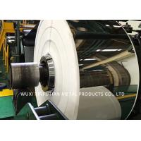 BA NO.6 / Oil Hairline Stainless Steel Surface Finish 304 SS Sheet Coil Customized
