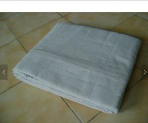 China Twill Pattern Style Canvas Painters Drop Cloth With Washable And Reusable on sale