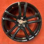 BMW 4 Series Forged 72.6 Hole 19 Inch Black Alloy Wheels 5 Double Spoke