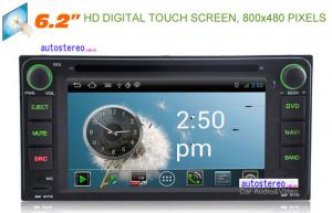 China Android Car Audio Stereo for Toyota RAV4 Hilux Prado Camry Corolla Navi In Dash on sale