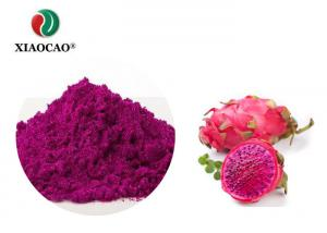 China Full  Vitamin C Freeze Dried Powder Pink Pitaya Juice Improve Body Immunity on sale