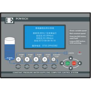 China Contrôleur de pression de pompe à eau de micro-ordinateur de Powtech pour la pompe à eau PT-L221-1 on sale
