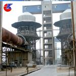 High Temperature Calcining Lime Rotary Kiln For Construction Works