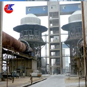 China Calcination Airfoil Blade Centrifugal Fan Rotary Lime Kiln on sale