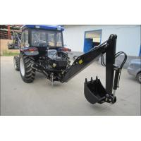 Color Customized Agriculture Farm Tractors , 4x4 40 HP Tractor With Loader