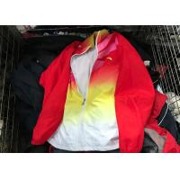 China HOLITEX Clean Used Mens Jackets , Mixed Size Second Hand Winter Jackets on sale