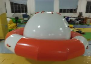 China Customzied Commercial Water Blow Up Toys Inflatable Saturn For Water Park on sale