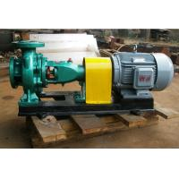 China corrosion resistant Horizontal Centrifugal Pump Single Stage IHF 150-125-315 on sale
