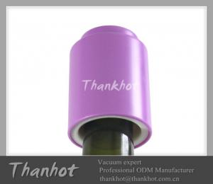 China vacuum red wine preetype stopper on sale