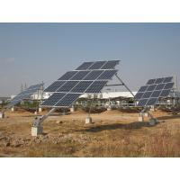solar tracker, single-axis traking system, dual-axis tracking system, fixed adjustable tracking system
