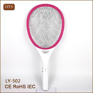 China Rechargeable Mosquito-Hitting Swatter/Cheap Price Mosquito Racket /Electric Fly Swatter on sale