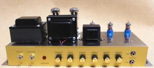 China JCM800 Marshall Style Hand Wired Tube Guitar Amplifier Chassis with Ruby Tubes 50W Musical Instruments Imported Parts on sale