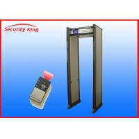 XST-F45 Airport walk-through body scanner metal detector factory