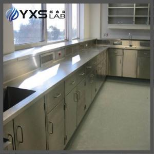 China Stainless Chemistry laboratory wall bench on sale