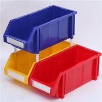 Stackable Plastic Storage Spare Parts Bins
