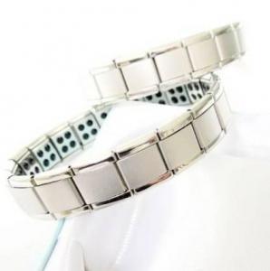 China Nano Energy Magnetic Titanium Germanium Bracelet on sale