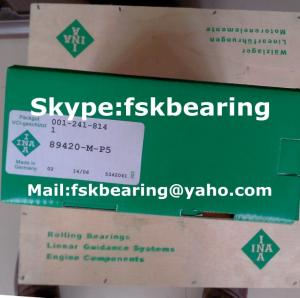 Quality INA 89322 39412 89328-M-P5 Thrust Cylindrical Roller Bearing for Heavy Duty for sale