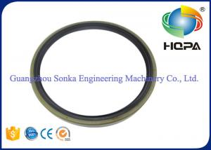 China AD5205G NOK TB Oil Seal Double Lip / High Pressure Oil Seals Green Color on sale