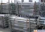 Scaffolding Steel Props of EN1065 Standard With Heavy Duty Loading Capacity