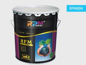 China RPM-604 weather-resistant exterior paint on sale