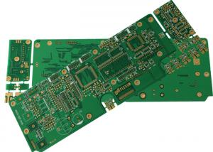 China Multilayer Custom PCB Boards Through Hole Blind Buried Vias 10 Layer PCB Circuit Board on sale