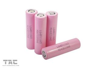 China LG ICR18650 D1 3000mAh Lithium Ion Cylindrical Battery For Hoverboard Segway on sale