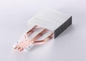 China Radiador de la pieza estampada en frío del metal del disipador de calor de la aleta del Pin de la luz de la etapa del LED on sale