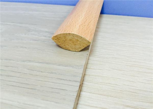 Anti Scratch 1 4 Quarter Round Molding Corners White Laminate Flooring Images