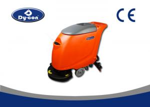 China Hand Held Industrial Electric Tile Floor Cleaner Machine 3 - 4.5 Hours Working Time on sale