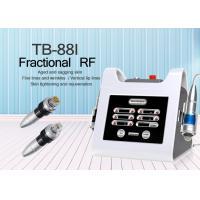Portable Monopolar Radio Frequency Fractional RF Microneedle Machine for Skin Rejuvenation