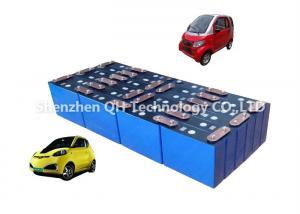 China High Power Lithium Iron Phosphate Car Battery 96V 120Amp Hybrid Electric Vehicle on sale
