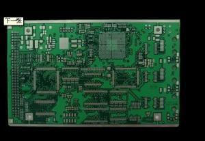 China Lead- free HASL Electronic Circuits PCB, Custom Printed Circuit Board on sale