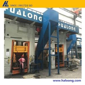 China labor saving high effficiency clay brick earth brick making press machine on sale