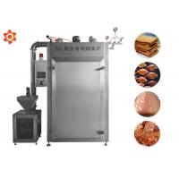 500kg Capacity Stainless Steel Automatic Food Processing Machines 48kw For Meat