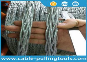 High Strength 9mm 12 Strands Non Rotating Galvanized Steel Wire ...