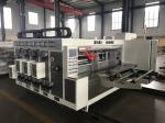 Automatic Doctor Blade Cermic Anilox Printing Flexo Machine 150-220 Pieces / Min Speed