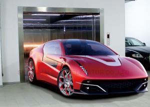 China Automobile Elevator / Electric Smart Car Lift Elevator 3000~5000kg Load on sale